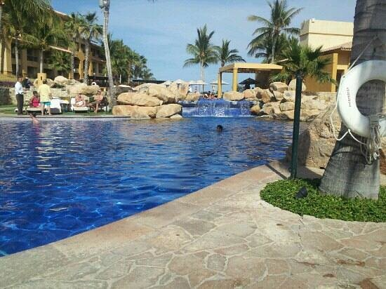 Fiesta Americana Grand Los Cabos Golf & Spa: pool