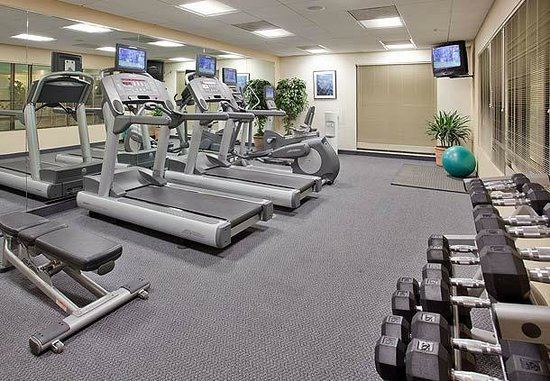 SpringHill Suites Austin South: Workout Center