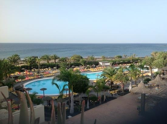 Beatriz Playa &amp; Spa: view from room 3012