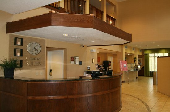 Nacogdoches, TX: Front Desk