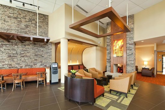 Hyatt Place San Antonio-North/Stone Oak : Hyatt Place North Stone Oak Lobby