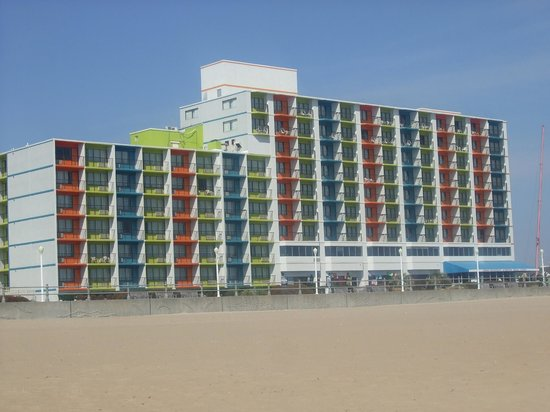 BEST WESTERN PLUS Sandcastle Beachfront Hotel: Best Western Plus Sandcastle