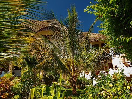 Jambo House Resort: La villa dal giardino