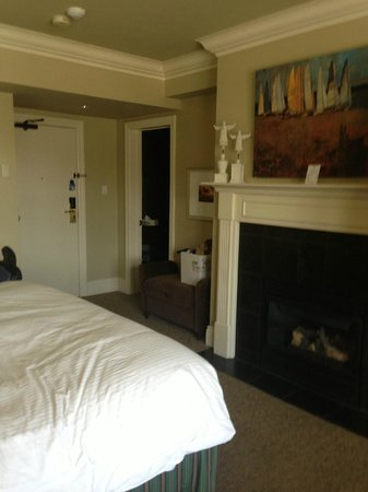 Harbour House Hotel: View of Room 204 - Premium Room