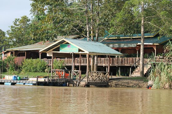 Kota Kinabatangan, Malezja: Bilit rainforest Lodge