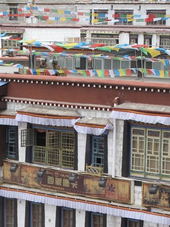 Armed Police Fire Lhasa Guesthouse
