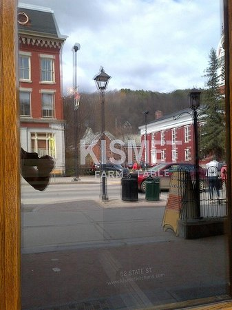 Montpellier, VT: leaving Kismet....( we'll be back)