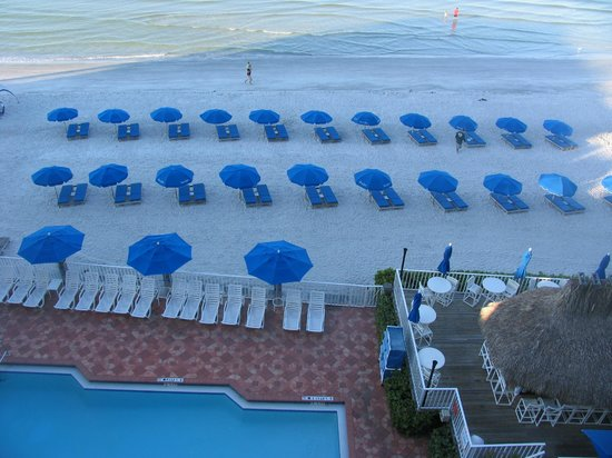 Doubletree Beach Resort by Hilton Tampa Bay / North Redington Beach: Before the morning rush hour