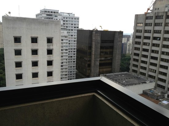 Blue Tree Towers Paulista: Outra vista do quarto