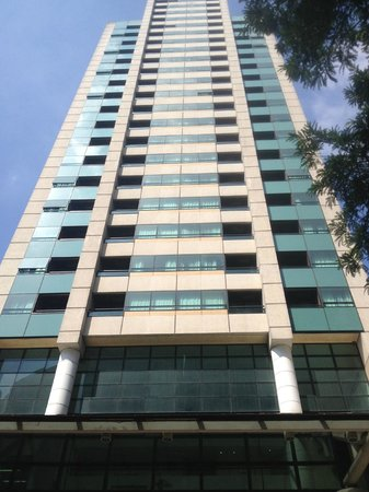 Blue Tree Towers Paulista: Predio