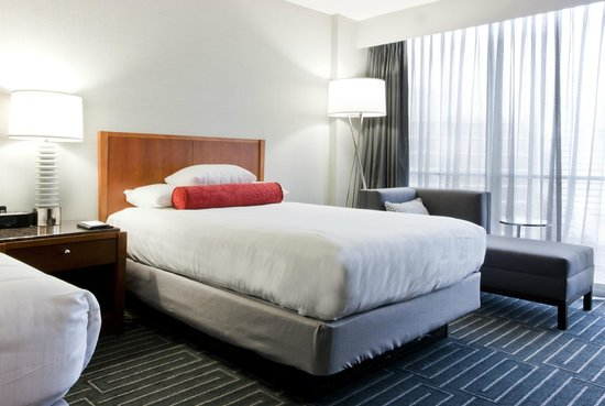 Hyatt Regency Cincinnati: Double Room