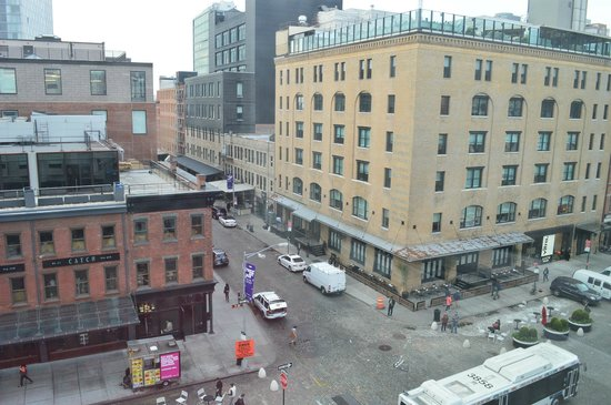 Gansevoort Meatpacking NYC : view