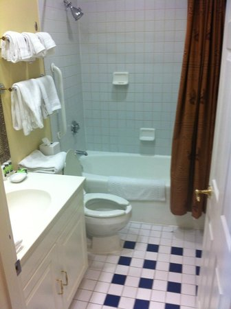 Marriott&#39;s Custom House: Bathroom