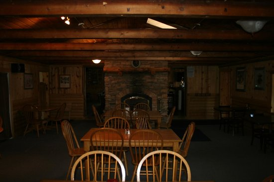 Red Feather Lakes, CO: Dining Room