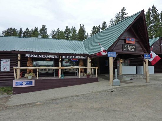 Pink Mountain Campsite and RV Park