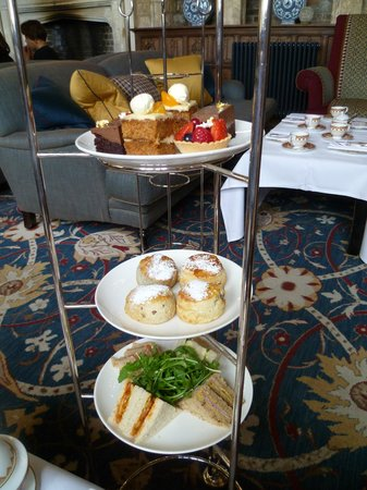 Ellenborough Park: Afternoon Tea