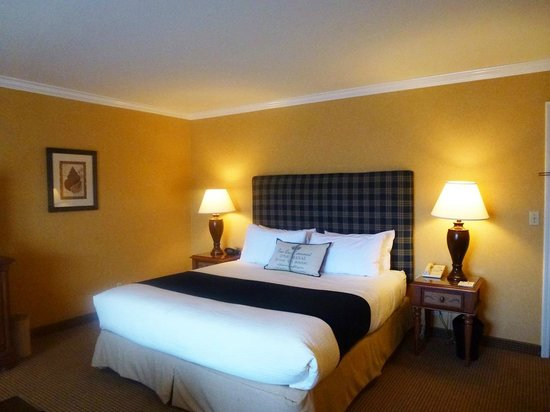BEST WESTERN PLUS Fireside Inn on Moonstone Beach : Room 139 