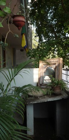 Mysore Bed and Breakfast: Corner Niche