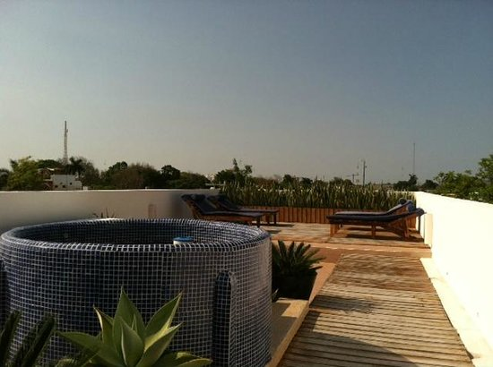 Hotel Julamis: Another rooftop view