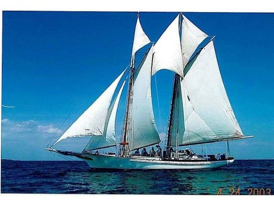 Photo of William H. Albury Schooner Out Islands