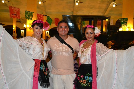 Riu Yucatan Playacar: animacion