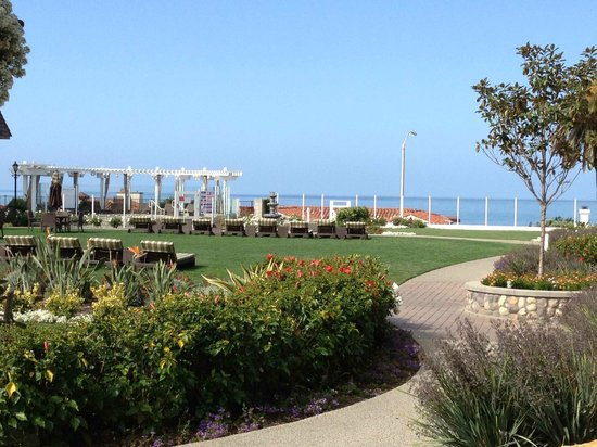 Carlsbad Inn Beach Resort: Pacific Ocean within walking distance, great Sunsets
