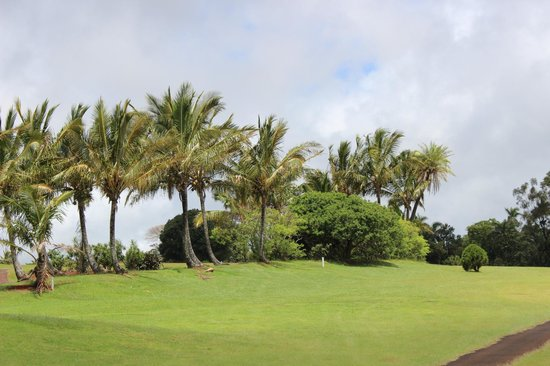 Kalaheo, Hawaï: Kukuiolono Golf Course