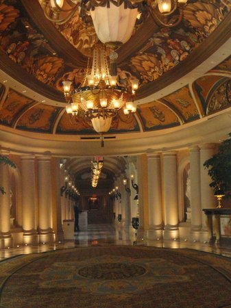 Venetian Resort Hotel Casino: Inside the hotel