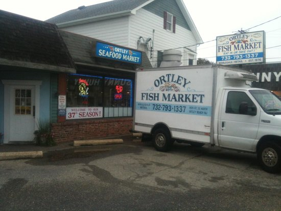 Ortley Beach, NJ: The Ortley Fish Market