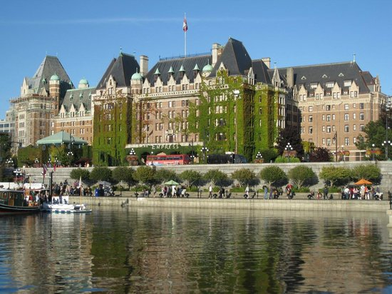 The Fairmont Empress : Empress Hotel 