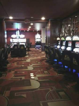 Golden Gate Hotel & Casino: Slot machines