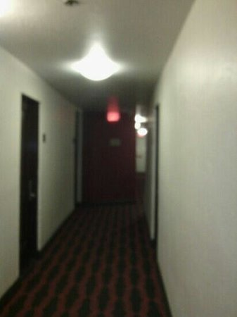 Golden Gate Hotel & Casino: Hallway