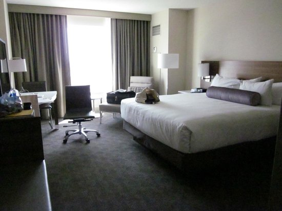 Hyatt Regency McCormick Place: Room 1404