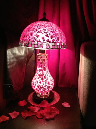 Lamp - Picture of Shanghai Rose Bar, Shanghai - TripAdvisor