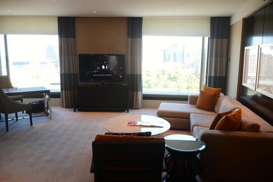 Crown Towers: Living Room