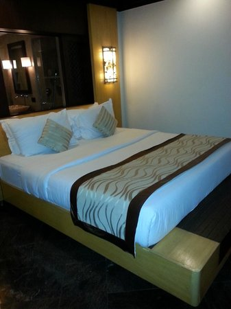Resort Rio : Bed
