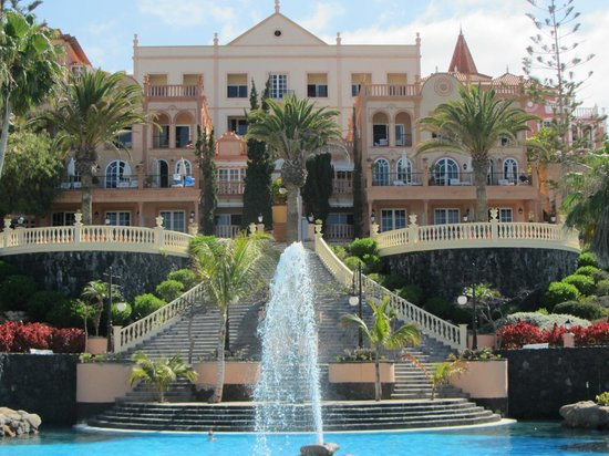 The big pool picture of gran hotel bahia del duque - Hotel gran bahia del duque ...