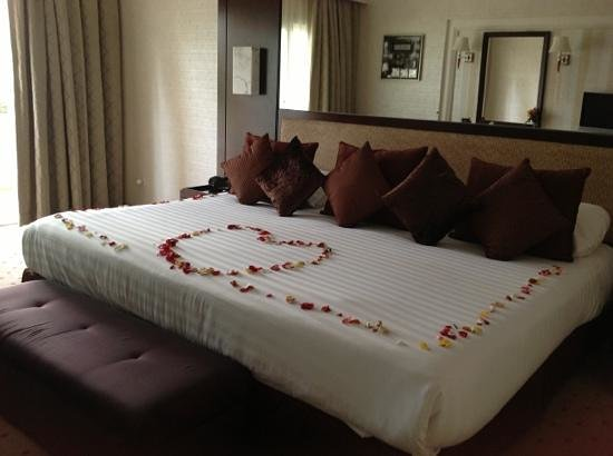 Premier Le Reve Hotel &amp; Spa: Beautiful Deluxe Room
