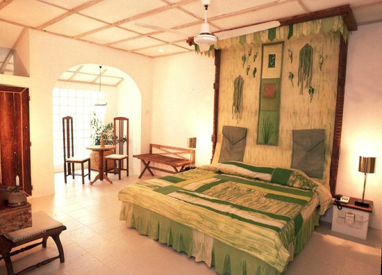 Sigiriya Village Hotel: Superior Room: Paddy Cluster