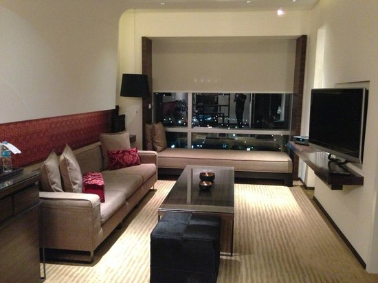 Le Meridien Bangkok: Living room