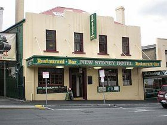 Photo of New Sydney Hotel Hobart