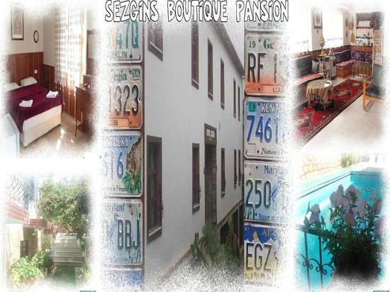 Sezgins Boutiqe Pansion: Kusadasi Sezgins Boutique Pansion