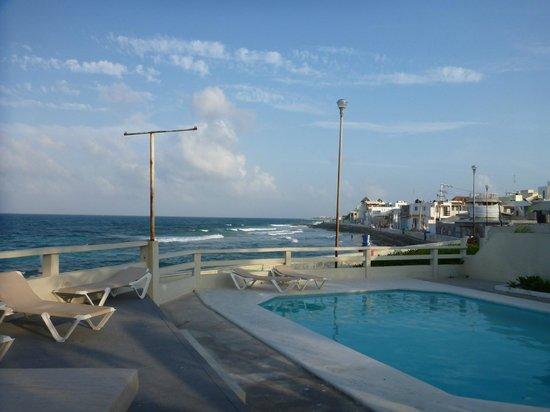 Hotel Rocamar : Rocamar pool 