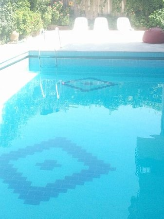 Sezgins Boutiqe Pansion: swimming pool