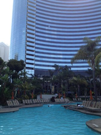 San Diego Marriott Marquis & Marina: pool