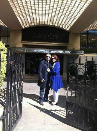 The Savoy : Sunday Morning