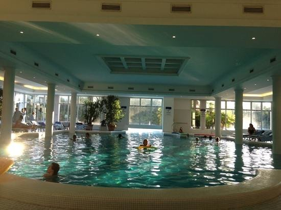 Abano Grand Hotel: piscina interna