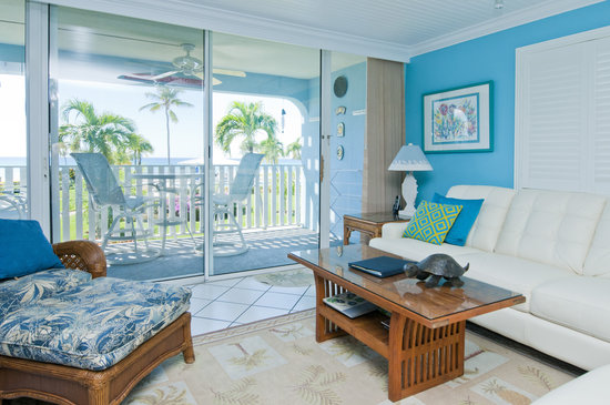 Silver Sands Condominiums: VIEW FROM LIVING ROOM