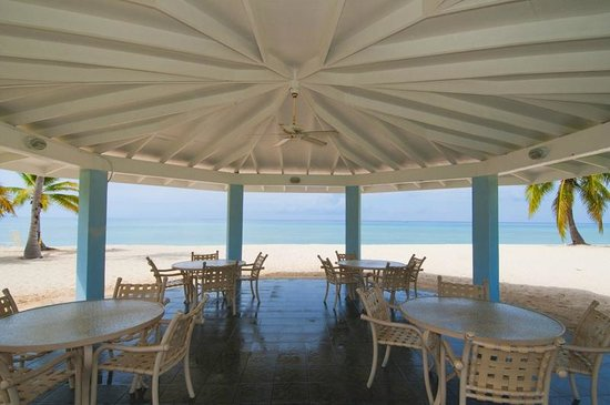 Silver Sands Condominiums: GAZEBO