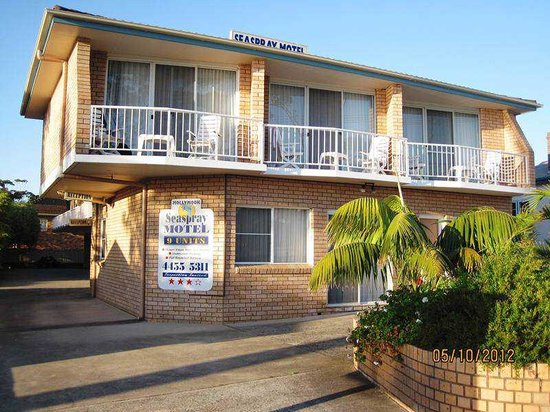 Seaspray Motel